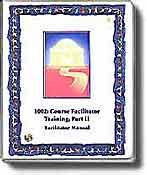 1002: Course Facilitator Training, Part II