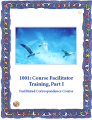 1001e: Course Facilitator Training, Part I Download