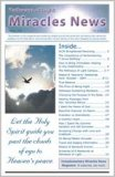 Miracles News Quarterly Magazine