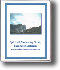 1101: Spiritual Awakening Program Facilitator Training