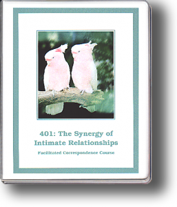 401: The Synergy of Intimate Relationships Self-Study