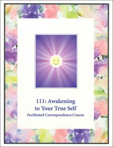 111e: Awakening to Your True Self Self-Study Download