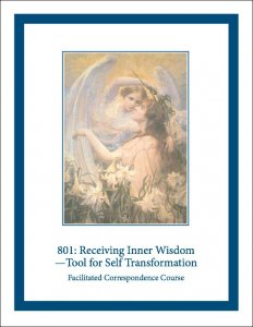 801e: Receiving Inner Wisdom Self-Study Download