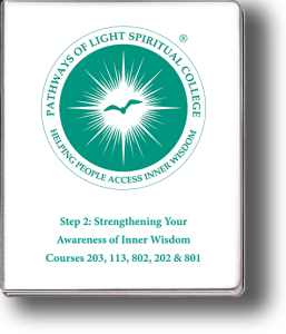 Step 2 Strengthening Your Awareness of Inner Wisdom Self-Study