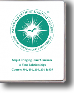 Step 3, Bringing Inner Guidance to Your Relationships Self Study Discount Pkg