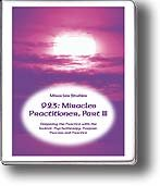 923: ACIM Practitioner, Part III