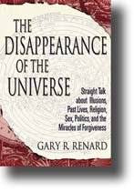 Book: The Disappearance of the Universe